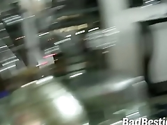 Beautiful Babes Give Head and Fuck during Crazy Party