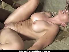 Big tits uninspiring cougar fucks a lucky baleful guy 13