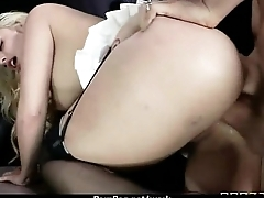 Big tits cutie fucks her coworker in their office 21