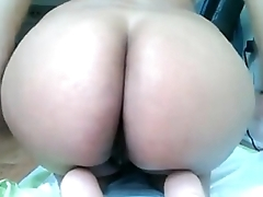 Juicy Ass Pawg Booty Insensible to