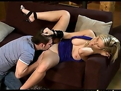 Cute Blonde with Natural Full Tits Does it all in Anal - More @ www.free-extreme.com