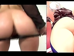 Angel King Of Fighters No-see-em Off To A Real Life Ass