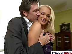 SexTape With Cheating Adultery Horny Mature Lady (ivana sugar) vid-09