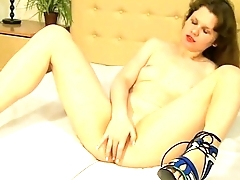 Young Shy Girl Ugly Tiny Teen with Heels on cam - GirlTeenCams.com