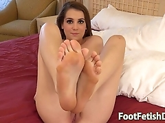 Gorgeous mollycoddle love fetish