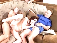 Latina Housewife Wild Swinger Fuck
