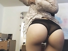 Spanking Ass HD Close-up on cam - GirlTeenCams.com