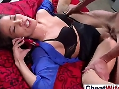Horny Housewife (kalina ryu) Have a crush on To Cheat In Hard Style Sex Tape movie-15
