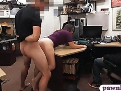 Two babes punished for trying to boost thing at the pawnshop