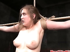 TT duteous punished harshly with whip