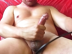 BUTTPLUGED-PUMPED CUM