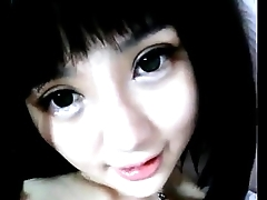 Hot Korean Babe webcam with Big Interior