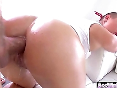 Anal Intercorse With (rachael madori) Curvy Butt Girl Oiled Up clip-25