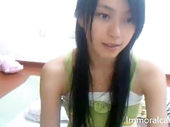 Hot Korean Girl Webcam Show